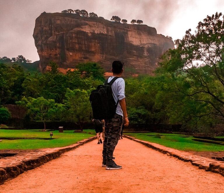 Desi Tourist In Sri Lanka